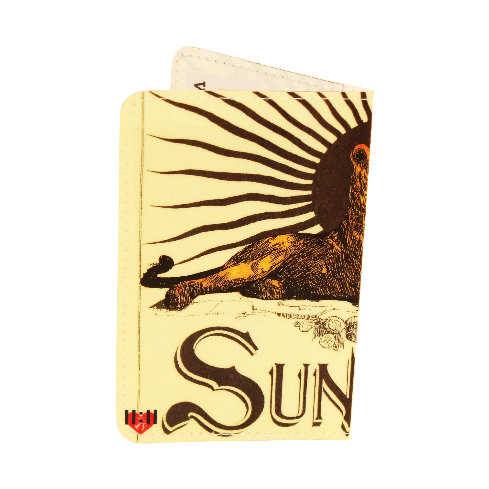 Sunshine Lion Business, Credit & ID Card Holder