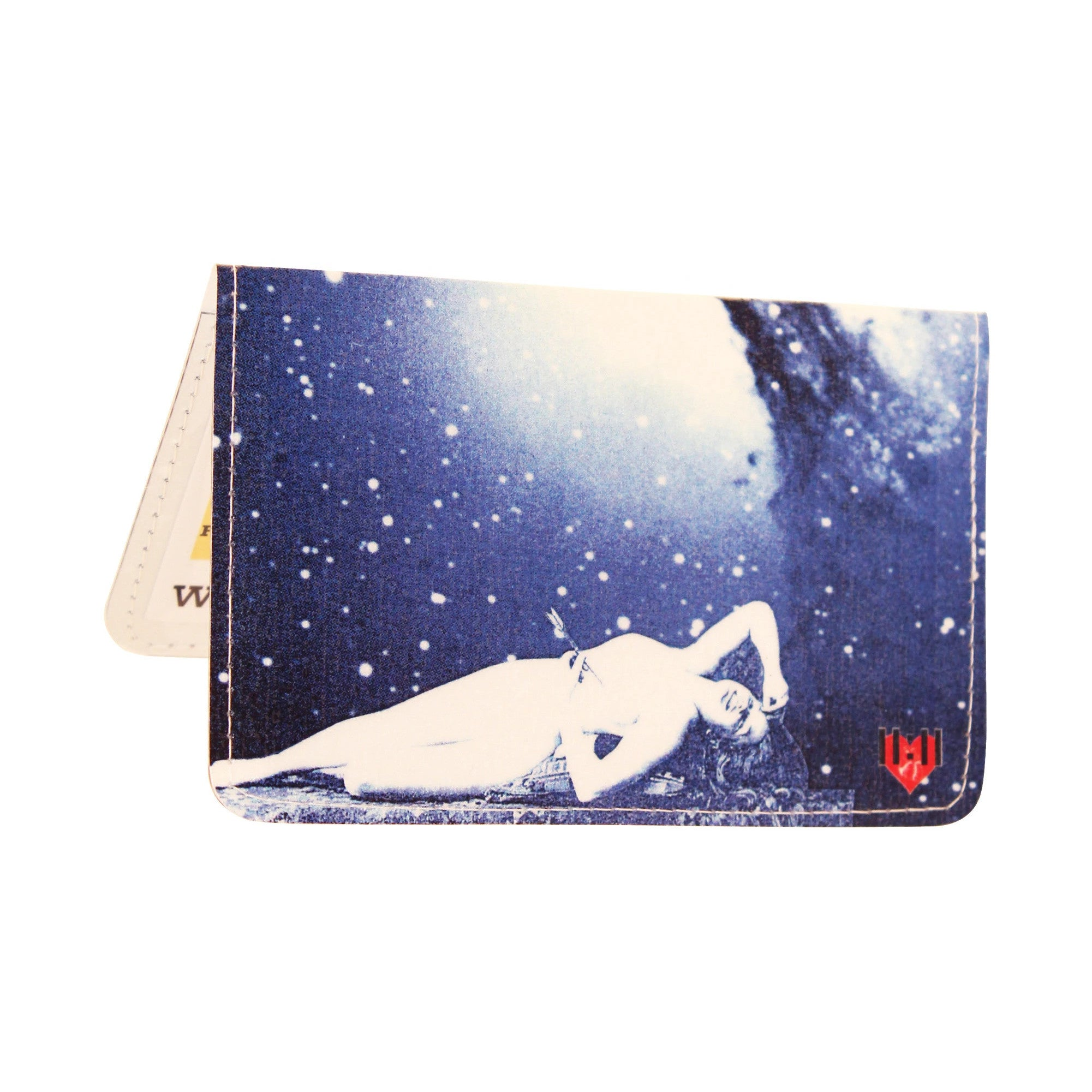 Universal Love + Possibility  Business, Credit & ID Card Holder