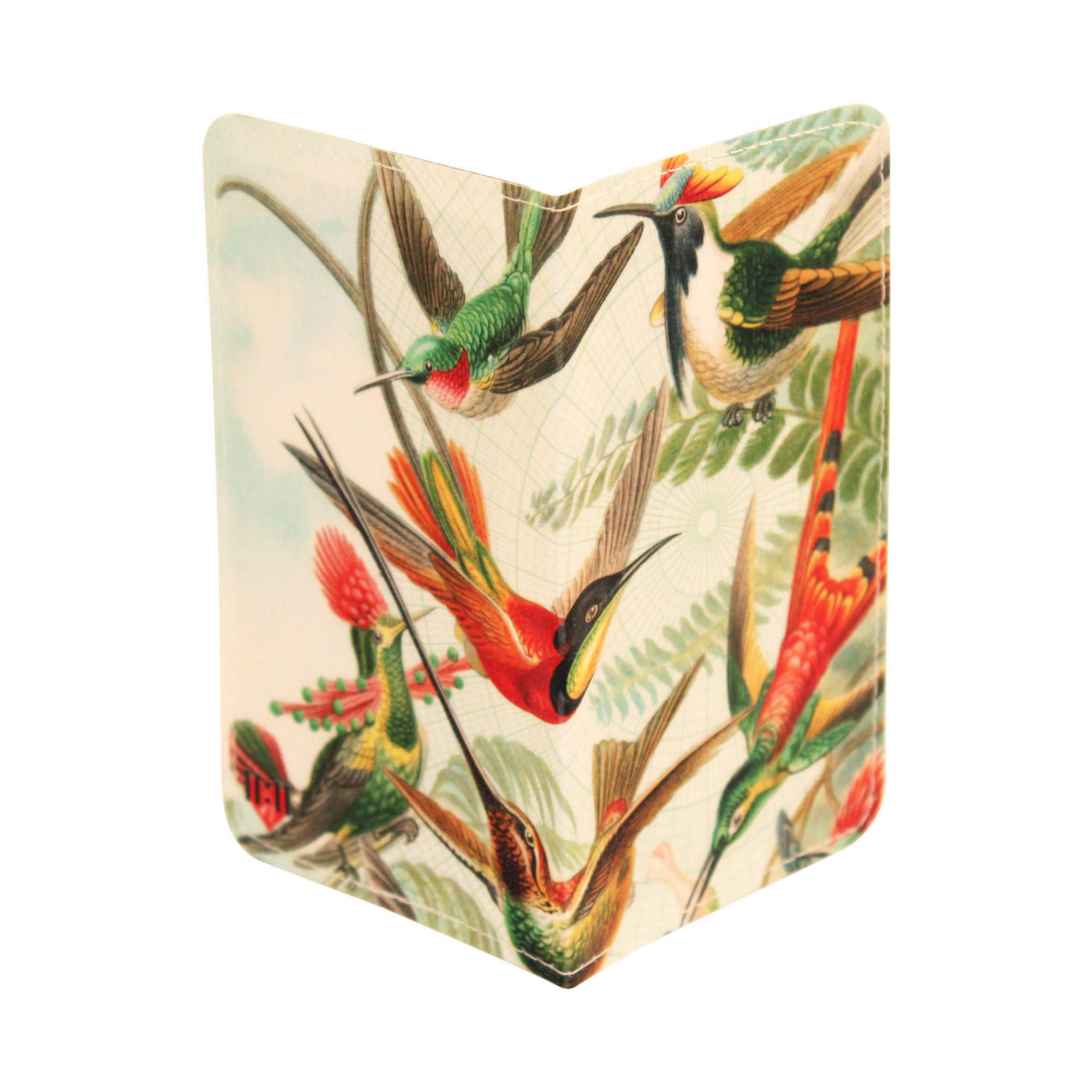 Beautiful Hummingbirds Business, Credit & ID Card Holder