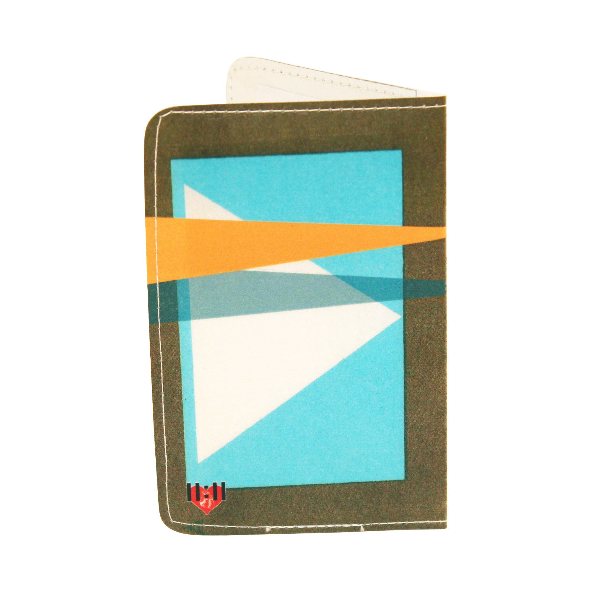 Airplane Jet Business, Credit & ID Card Holder