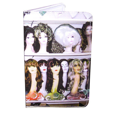Mannequins & Wigs Business, Credit & ID Card Holder