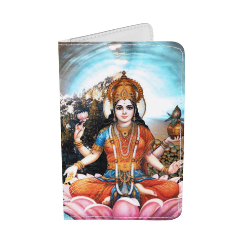 Lakshmi: Goddess of Prosperity Business, Credit & ID Card Holder