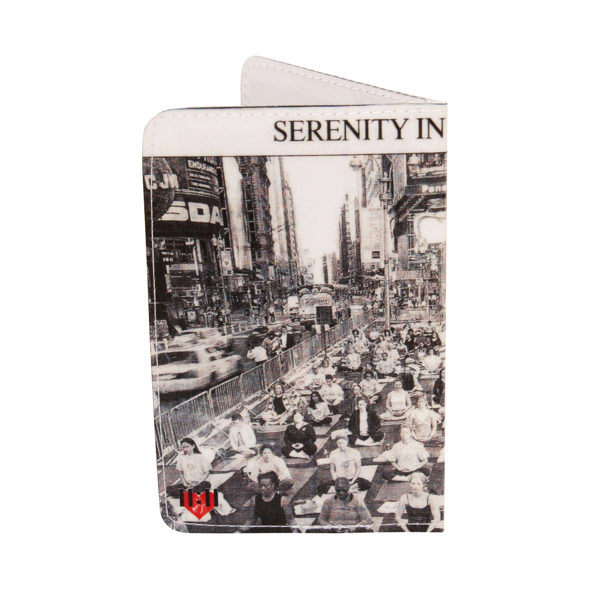 Serenity in the City Business, Credit & ID Card Holder
