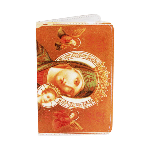 Mary, Our Lady of Help Business, Credit & ID Card Holder