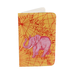 Onward Pink Elephant Business, Credit & ID Card Holder