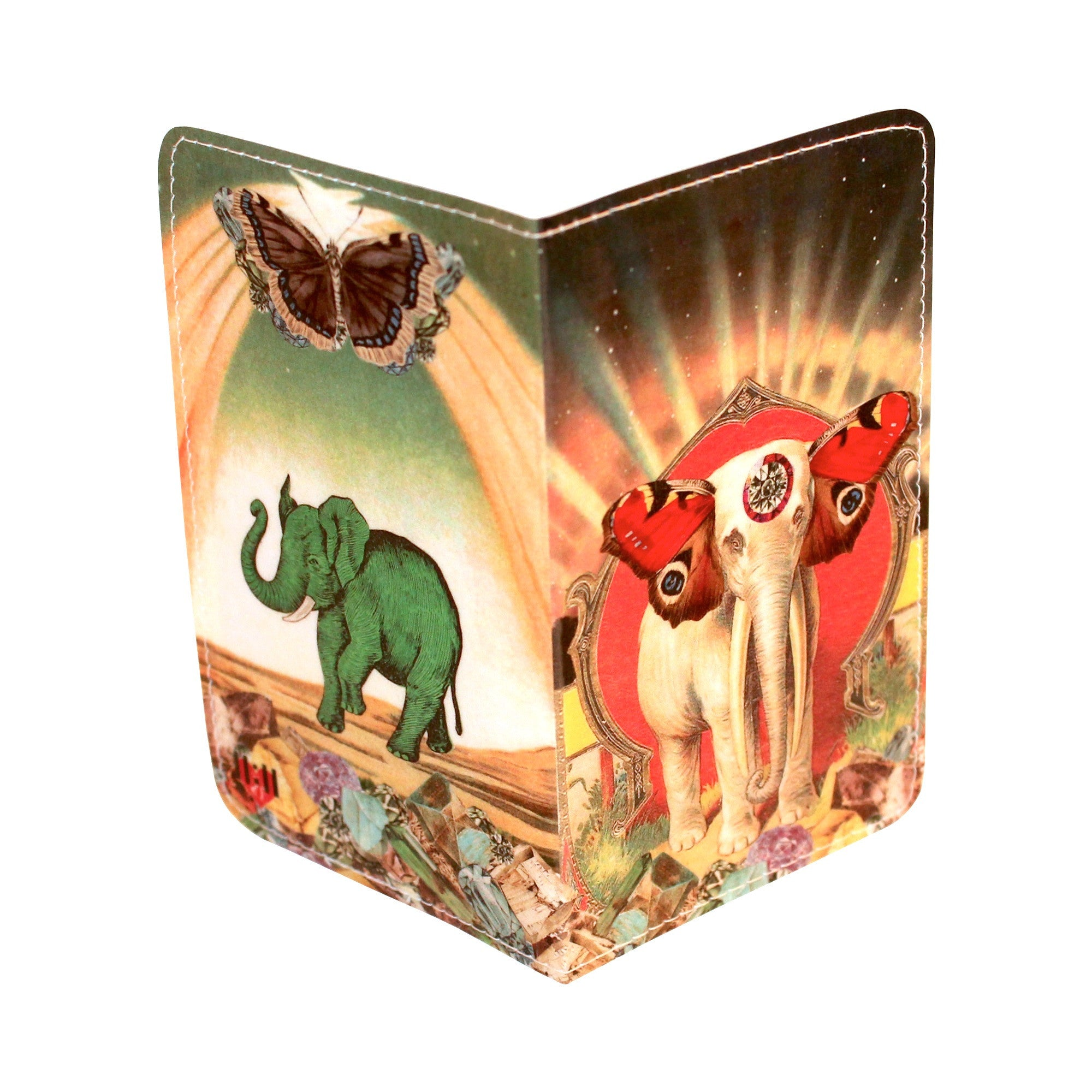 Magical Elephant Business, Credit & ID Card Holder