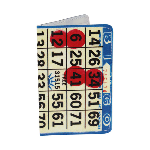 Bingo Card Business, Credit & ID Card Holder