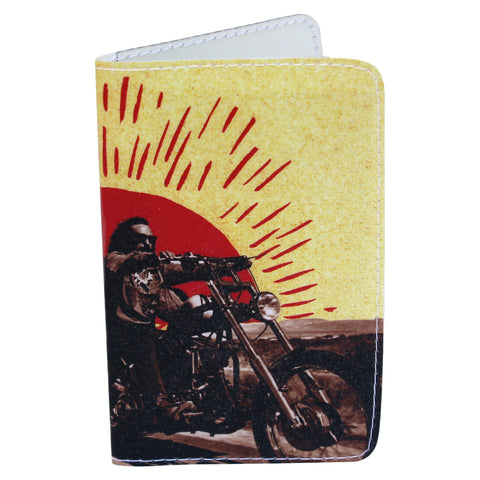 Road Trip Motorcycle  Business, Credit & ID Card Holder