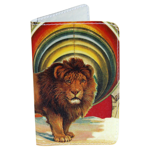Lion King  Business, Credit & ID Card Holder