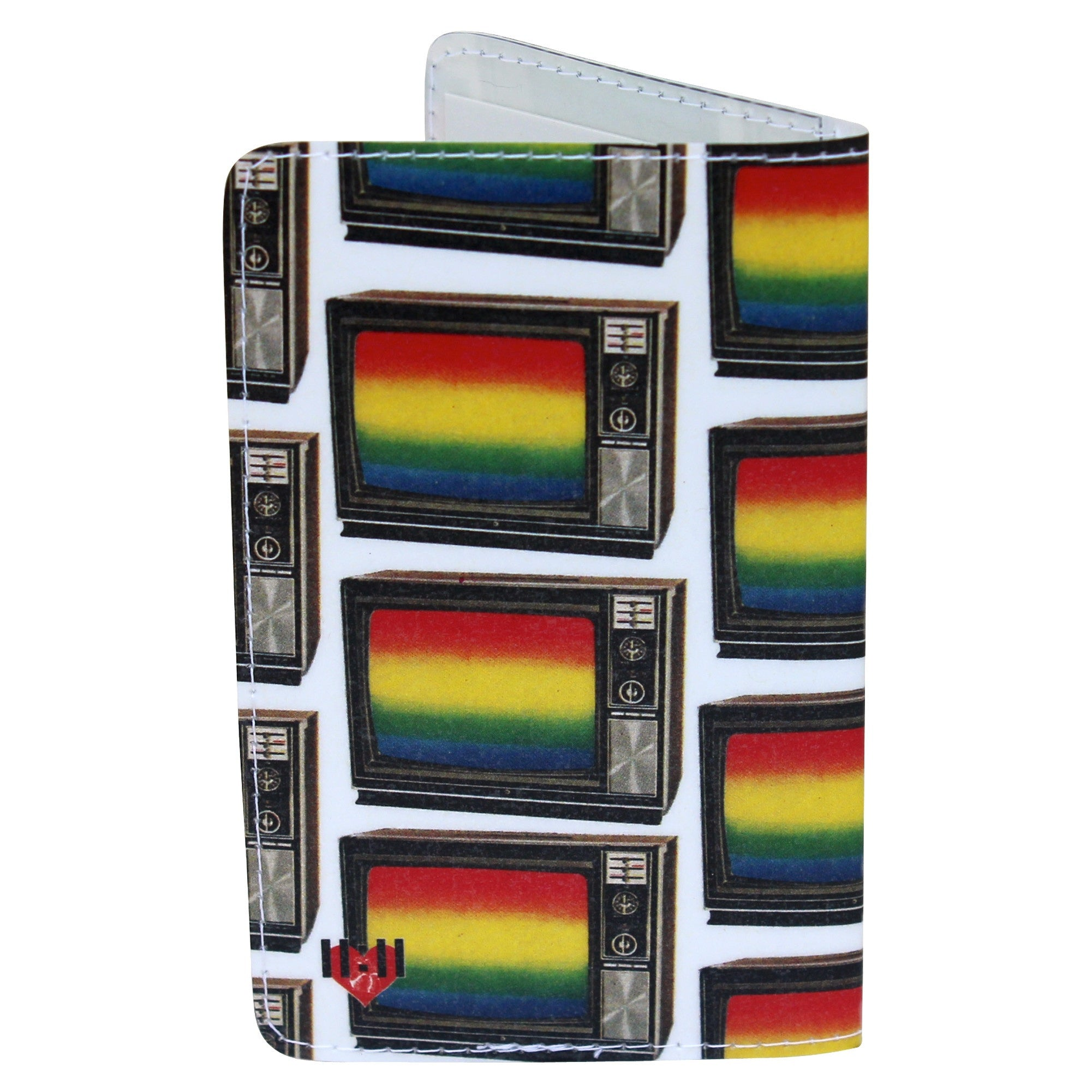TV Rainbow  Business, Credit & ID Card Holder