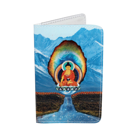 Diamond Buddha Road Business, Credit & ID Card Holder