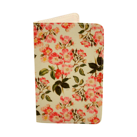 Pink Roses Business, Credit & ID Card Holder