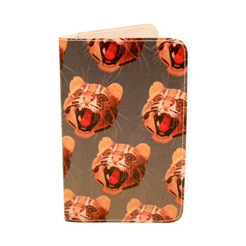 Baby Tiger Cub Business, Credit & ID Card Holder