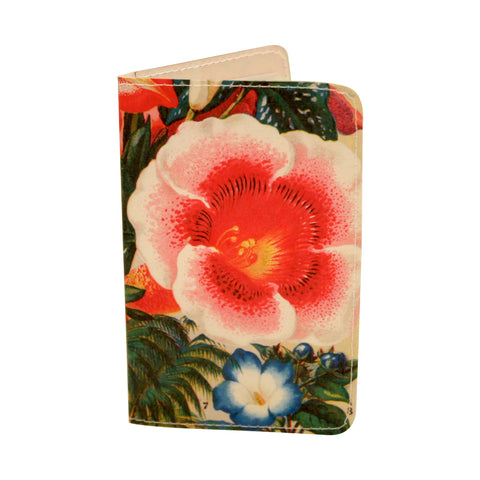 Flower Joy Club Business, Credit & ID Card Holder