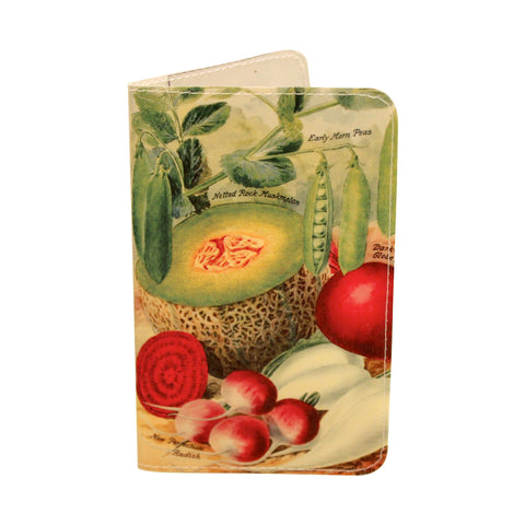 Heirloom Vegetables Business, Credit & ID Card Holder