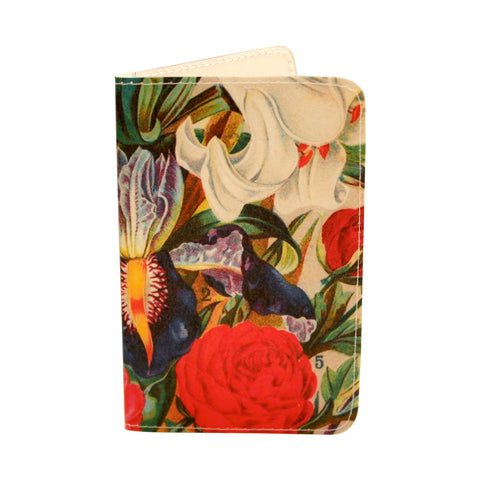 Flower Garden Business, Credit & ID Card Holder