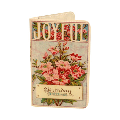 Joyful Birthday Business, Credit & ID Card Holder