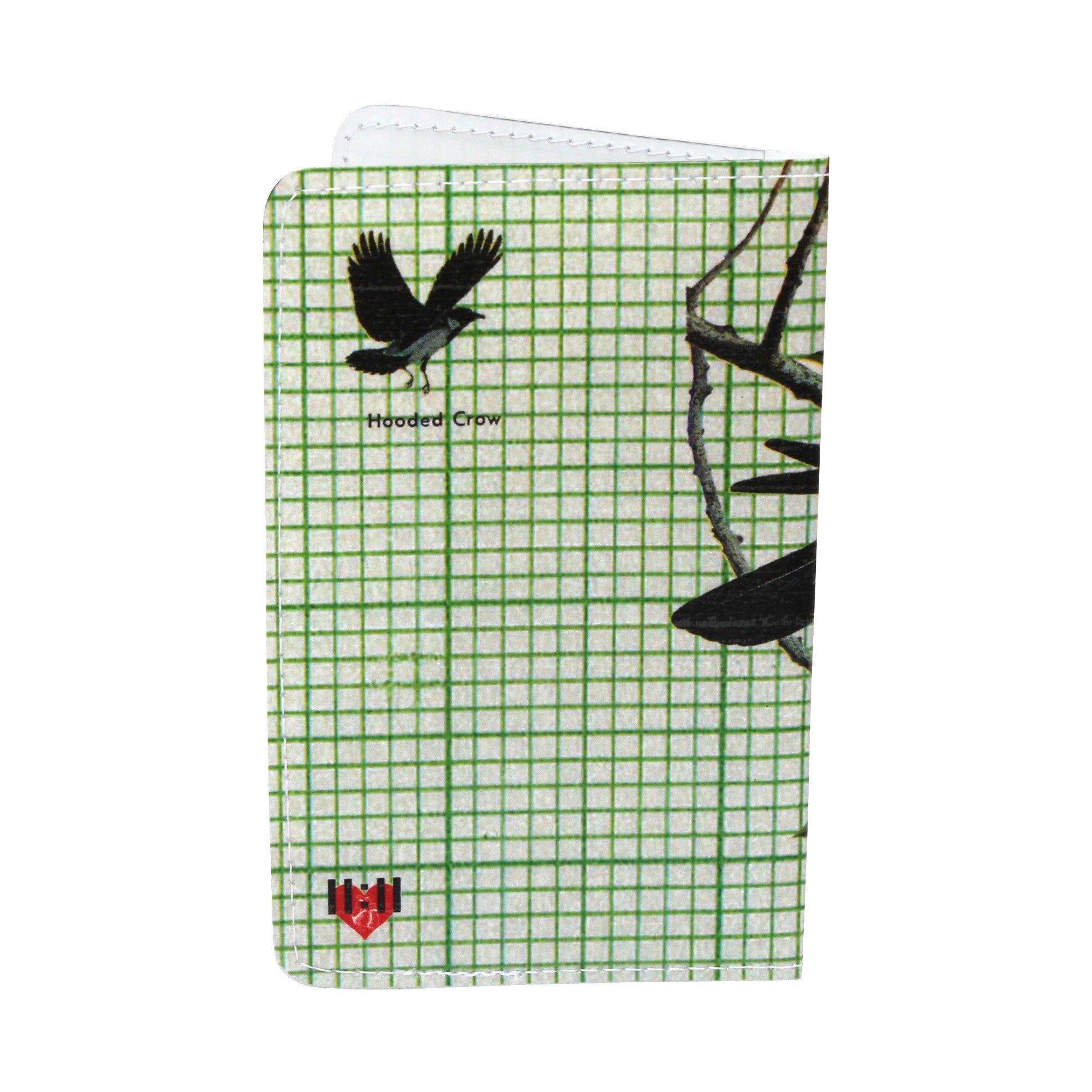 Crow + Raven  Business, Credit & ID Card Holder