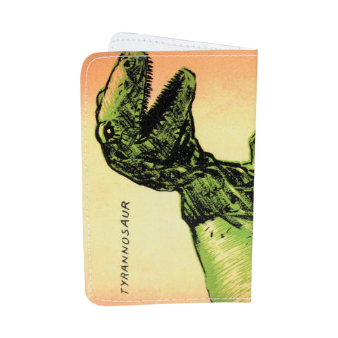 T-Rex Dinosaur Business, Credit & ID Card Holder