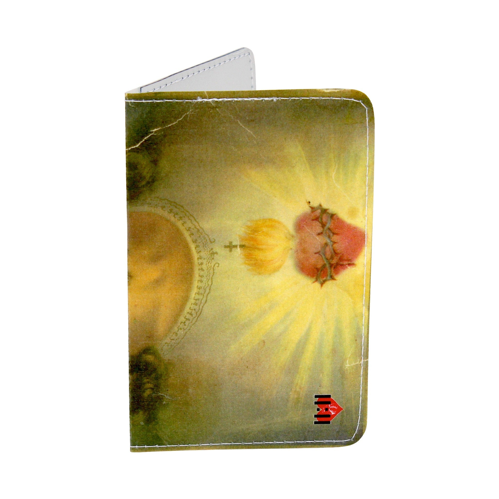 Sacred Heart Jesus Business, Credit & ID Card Holder