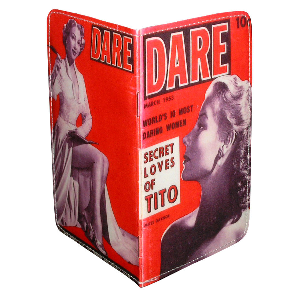 Dare Film Noir Business, Credit & ID Card Holder