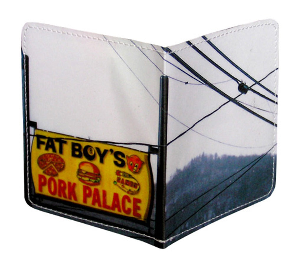 Fat Boy's Pork Palace Condom Case