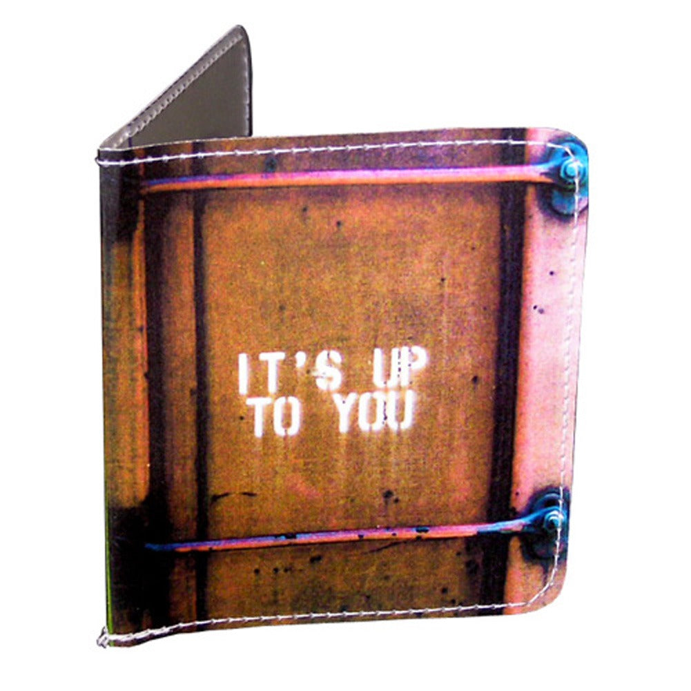 It's Up To You Condom Case