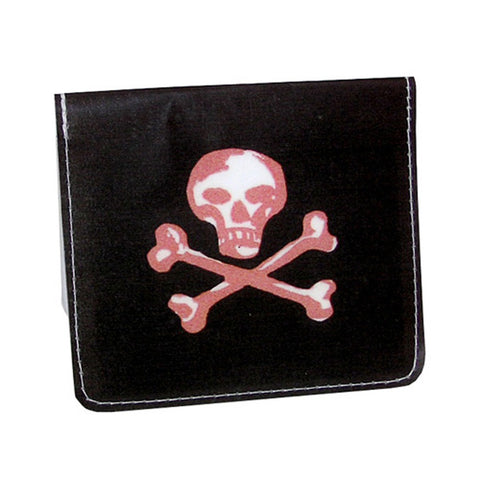 Pirate Skull & Crossbones Condom Case