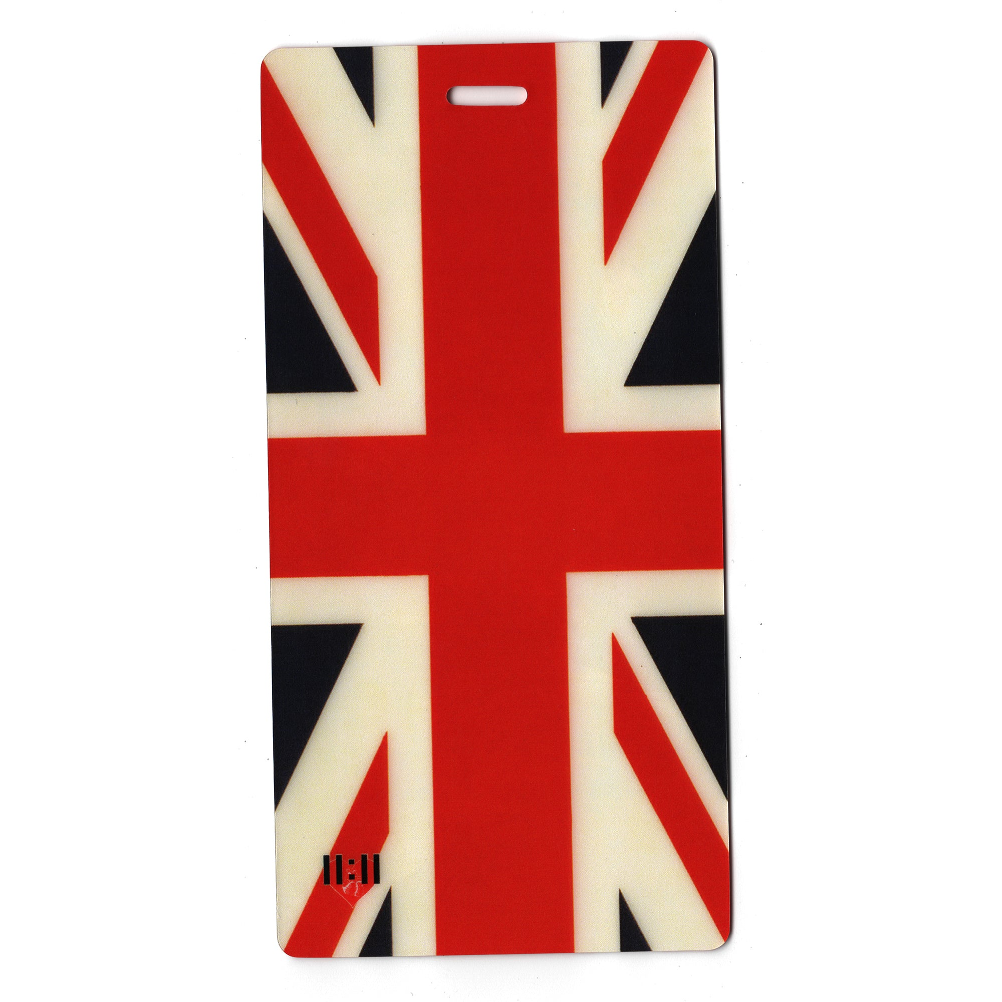 Union Jack Luggage Bag Tag Set - 2 pc, Large by 11:11 Enterprises