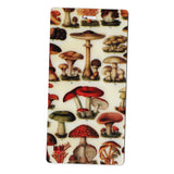 Wild Mushrooms Luggage Bag Tag Set - 2 pc, Large by 11:11 Enterprises