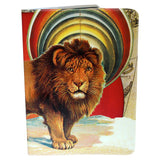Lion King of The Beasts Moleskine Cahier Extra Large Notebook