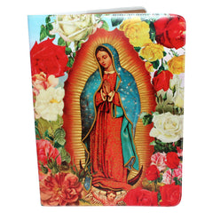 Virgin Mary Covered Moleskine Cahier Extra Large Notebook