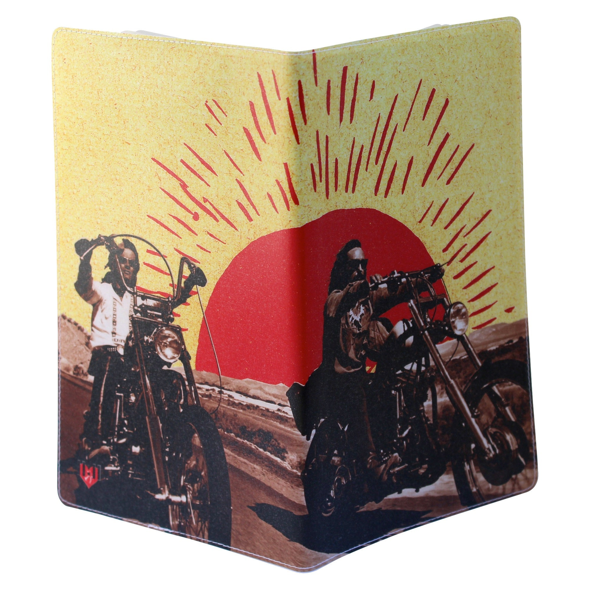 Easy Rider Motorcycle Moleskine Cahier Large Notebook
