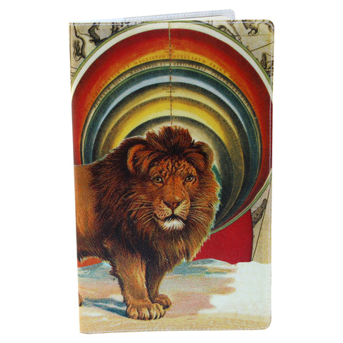 Lion King of The Beasts Moleskine Cahier Large Notebook