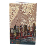 New York City Skyline (NYC) Moleskine Cahier, Large Notebook Cover
