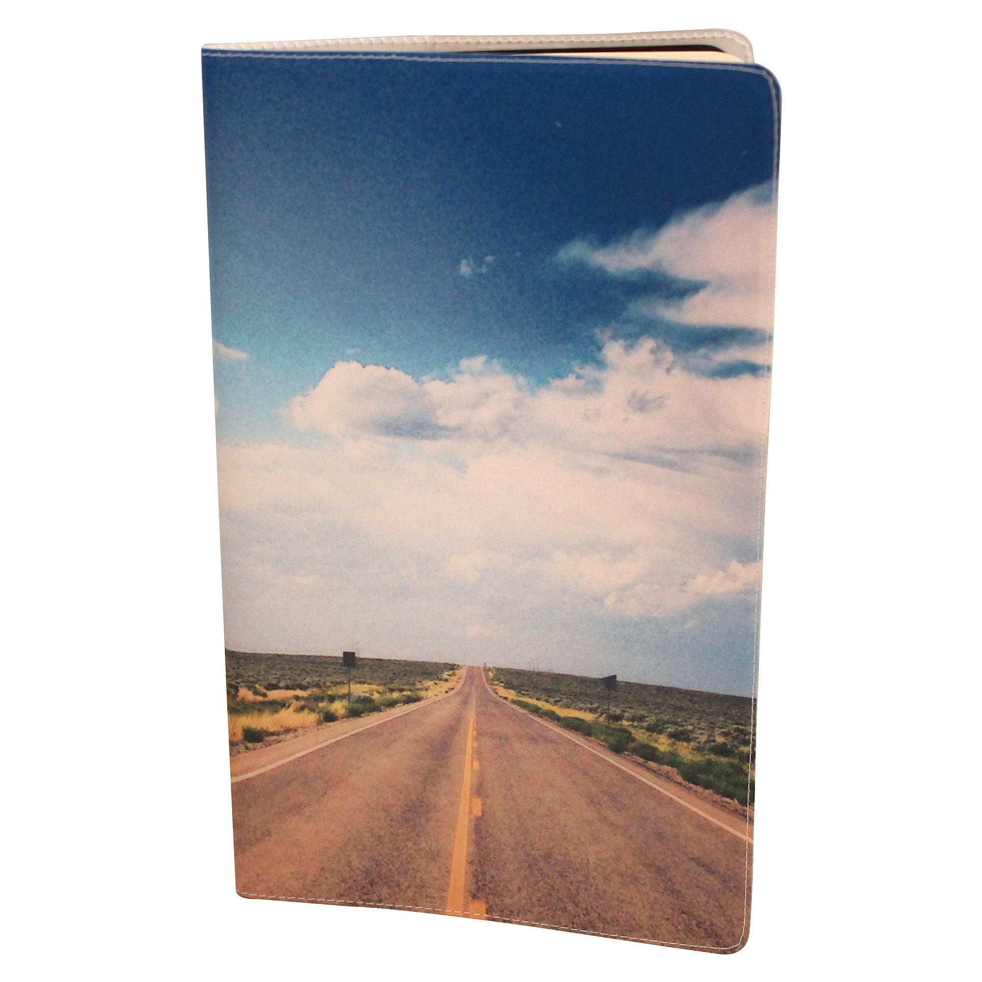 The Open Road Journal (Diary, Notebook) w/ Large Moleskine Cahier Cover