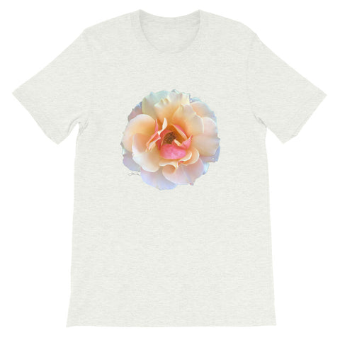 Rose No. 3 by Jamila Starwater // Short-Sleeve Unisex T-Shirt