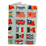 Flags of The World Passport Holder