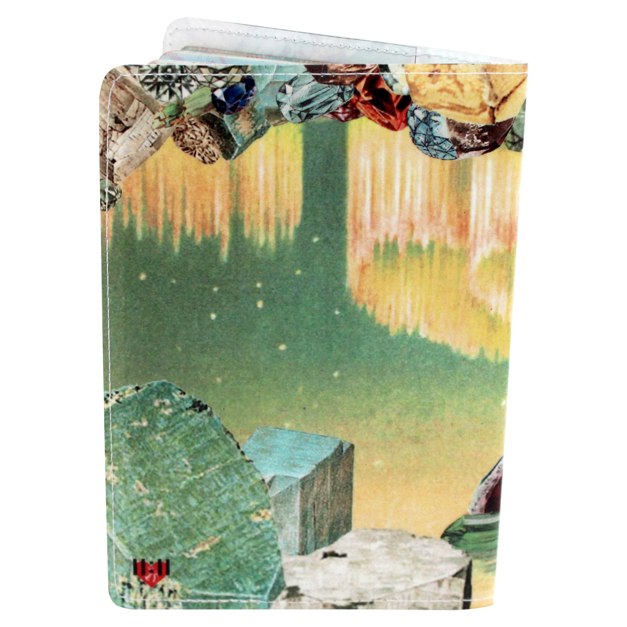 Crystal Visions Passport Holder