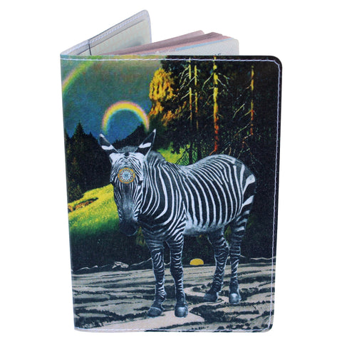 Fierce Lion Vacation Passport Holder