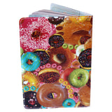 Donut Secret Collage  Passport Holder