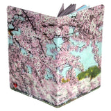 Cherry Blossoms Passport Holder