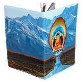 Diamond Buddha Road Passport Holder
