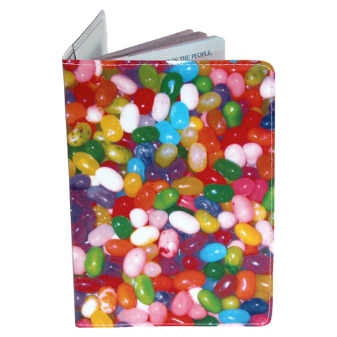 Jelly Beans Passport Holder