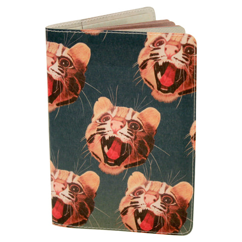 Baby Tiger Cub Passport Holder