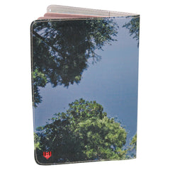 Forest & Blue Sky Passport Holder