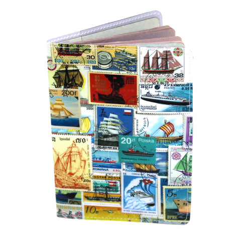 New York City Skyline (NYC) Passport Holder