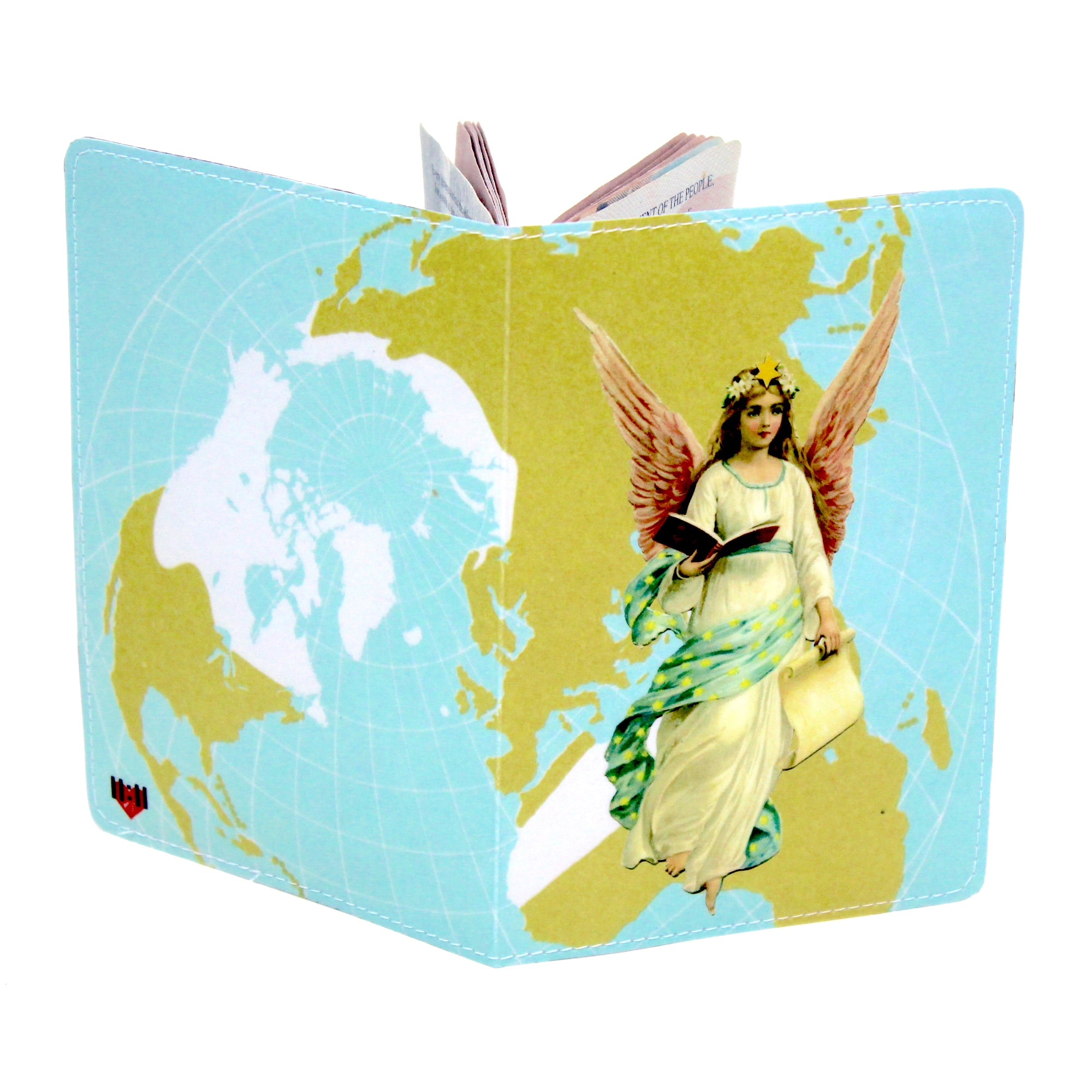 Guardian Angel Travel Passport Holder