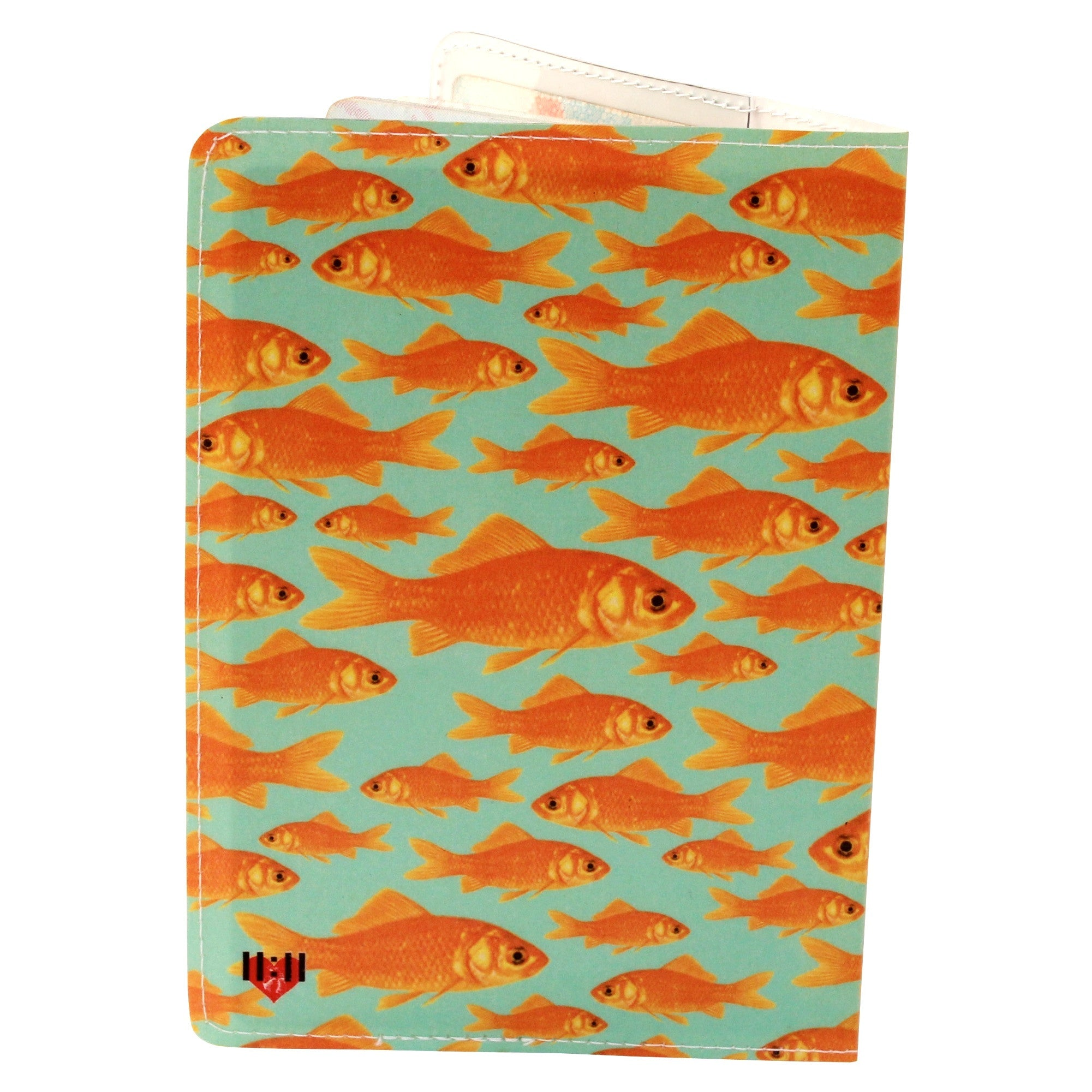 Goldfish Passport Holder