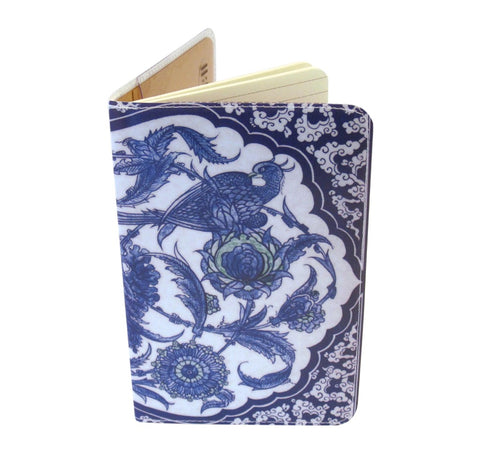 Exotic Bird Covered Moleskine Notebook